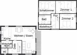 Ferienhaus Boysen - Kornhof