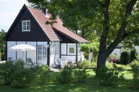 Kleines Landhaus im Gr�, Gr�z