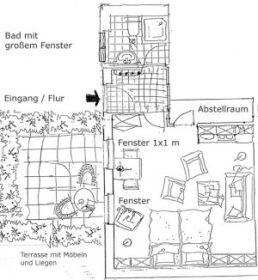 Appartement, Fuchskamp 10b