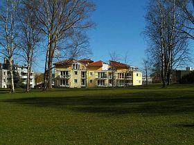 App. Residenz am Kurpark; Whg. Franke