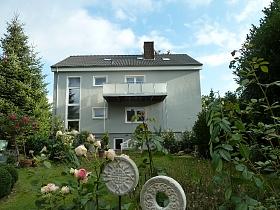 Gartenoase an der Ostsee